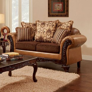 Shop Dorey Loveseat by Astoria Grand
