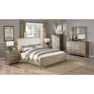 Lindzee Panel Customizable Bedroom Set
