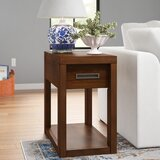 Diana Bangor End Table by Three Posts