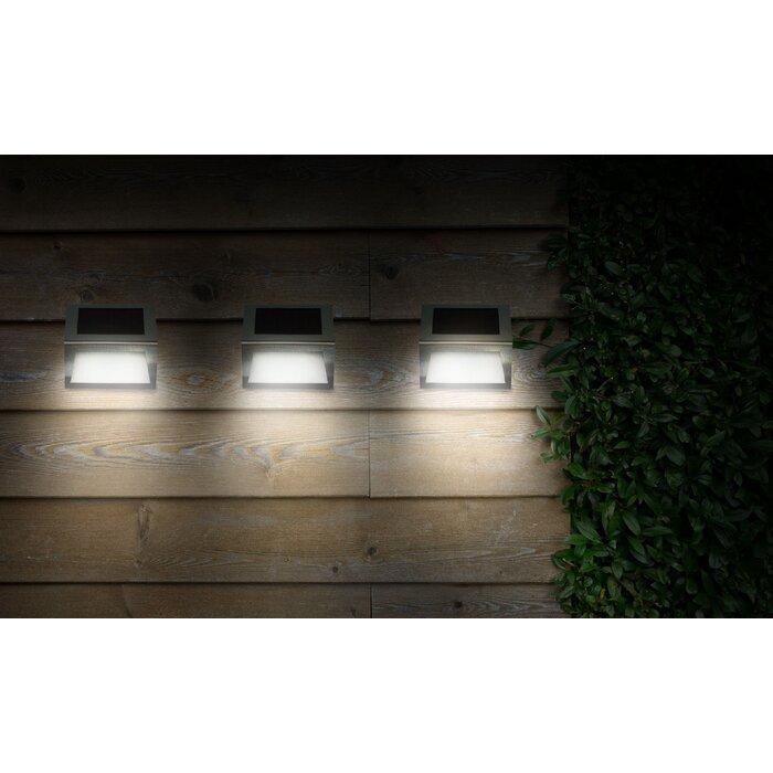 Sunstep Solar Ed Battery Led Deck Light Pack
