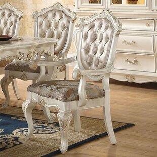 Ceri Arm Chair (Set of 2) Rosdorf Park