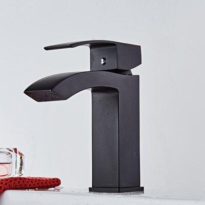 AllAboutModern Bronze Single Hole Faucet Bathroom