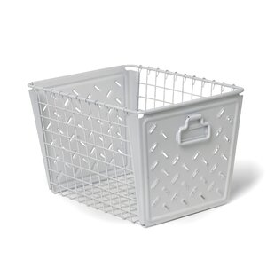 Wire Baskets And Metal Bins, Boxes And Baskets Youu0027ll Love | Wayfair