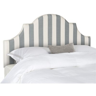 Arden Upholstered Panel Headboard by Beachcrest Home