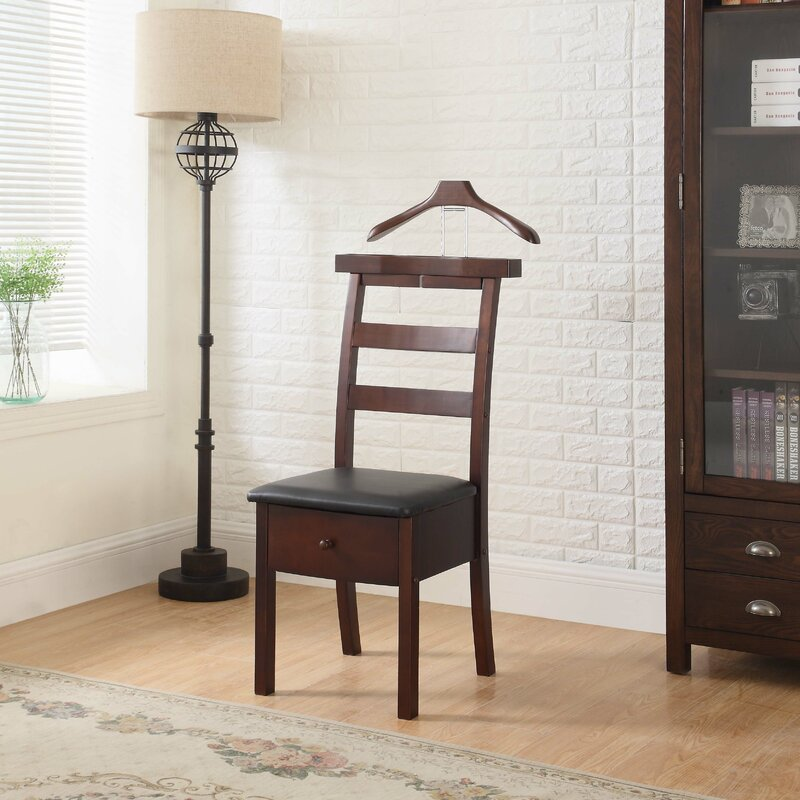 Ordinaire Hartley Chair Valet Stand