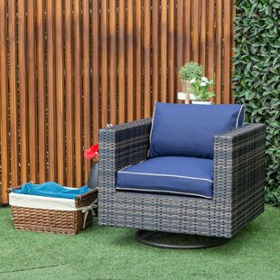 Barwick Patio Chair with Cushion