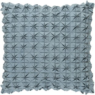 Ebro Structure 100% Wool Throw Pillow Cover