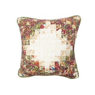 Cresskill Cotton Throw Pillow