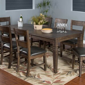 Calina Dining Table by Gracie Oaks