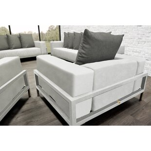 Tilly Modern 4 Piece Sofa Set with Cushions