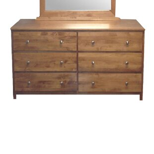 Marnie 6 Drawer Double Dresser