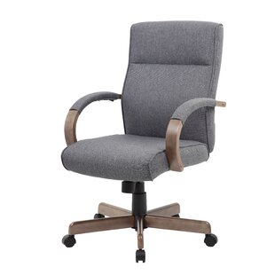 Loon Peak Reddy Modern Executive Office Chair