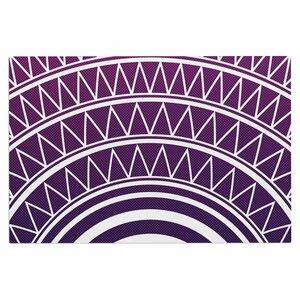 'Amethyst Portal' Doormat