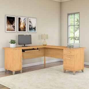 Kirchoff L-Shape Executive Desk
