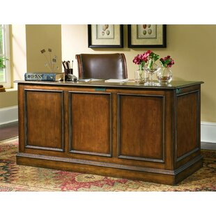 Affordable Brookhaven Drawer Executive Desk By Hooker Furniture