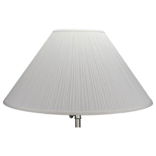 24 Linen Empire Lamp Shade