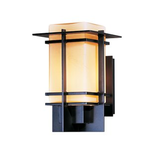Compare & Buy Alum Box Outdoor Sconce By Hubbardton Forge