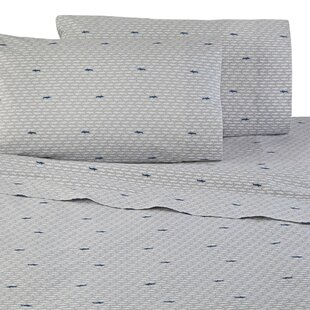 Sharks 200 Thread Count 100% Cotton Sheet Set