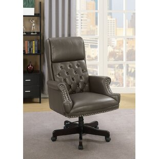 Claudette Executive Chair by Canora Grey Best #1