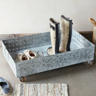 Galvanized Steel Rolling Underbed Storage