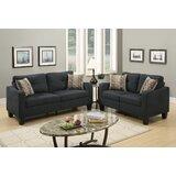 Sofa Loveseat Set by Infini Furnishings