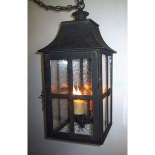 Laura Lee Designs London 3-Light Outdoor Hanging Lantern