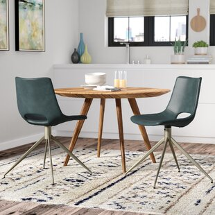 Find a Teddy Swivel Side Chair (Set of 2) by Corrigan Studio Reviews (2019) & Buyer's Guide