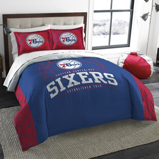 Northwest Co. NBA Reverse Slam 3 Piece Full/Queen Comforter Set