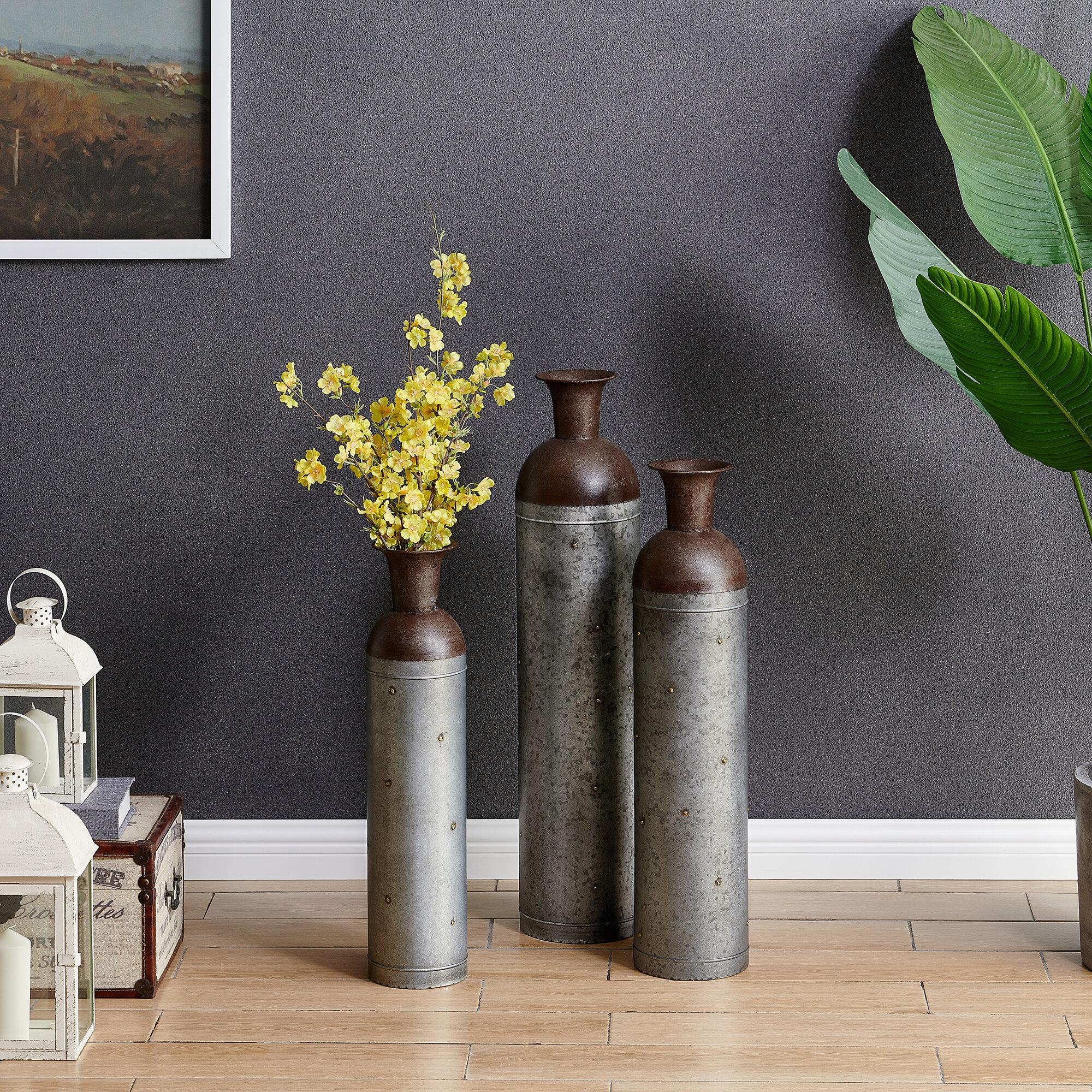 Large Floor Vases You Ll Love In 2020 Wayfair