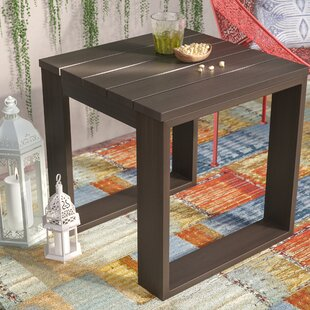 Jay Aluminum Side Table