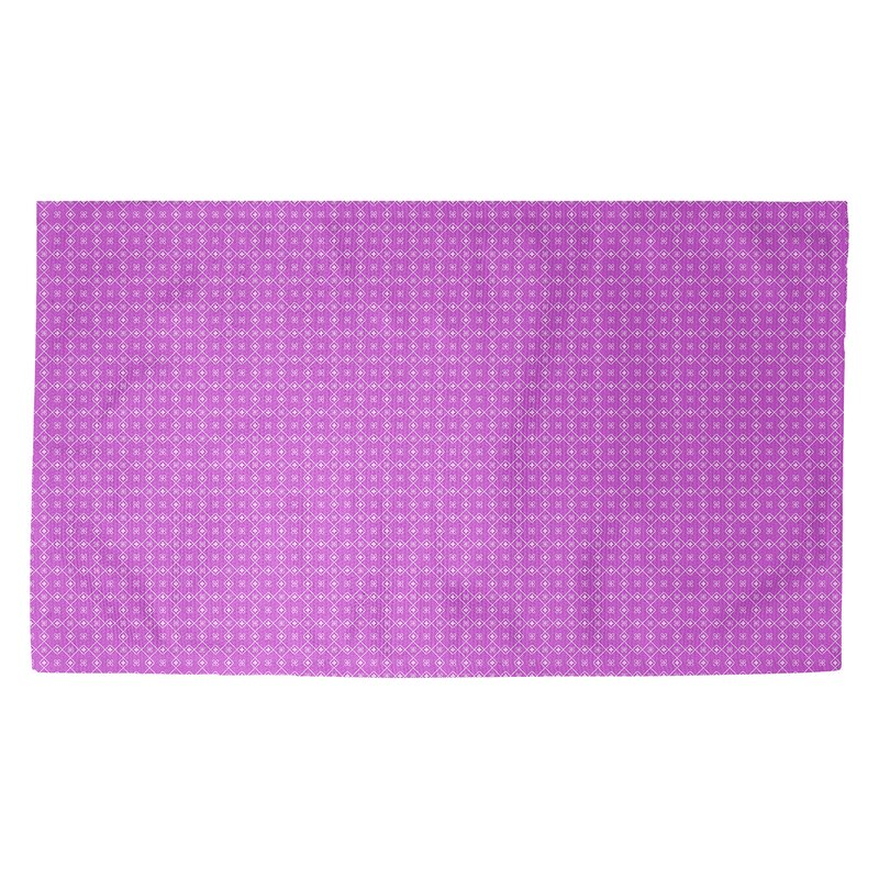 Latitude Run Avicia Doily Purple Area Rug Wayfair