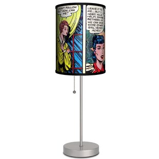 Clearance Palmerston Teach Him A Lesson 19 Table Lamp By Ebern Designs