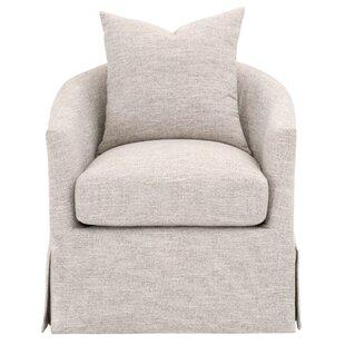Villeneuve Swivel 245 Barrel Chair
