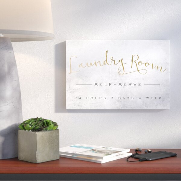 Wall Art For Laundry Room Wayfair Co Uk
