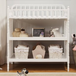 Jenny Lind Changing Table With Pad