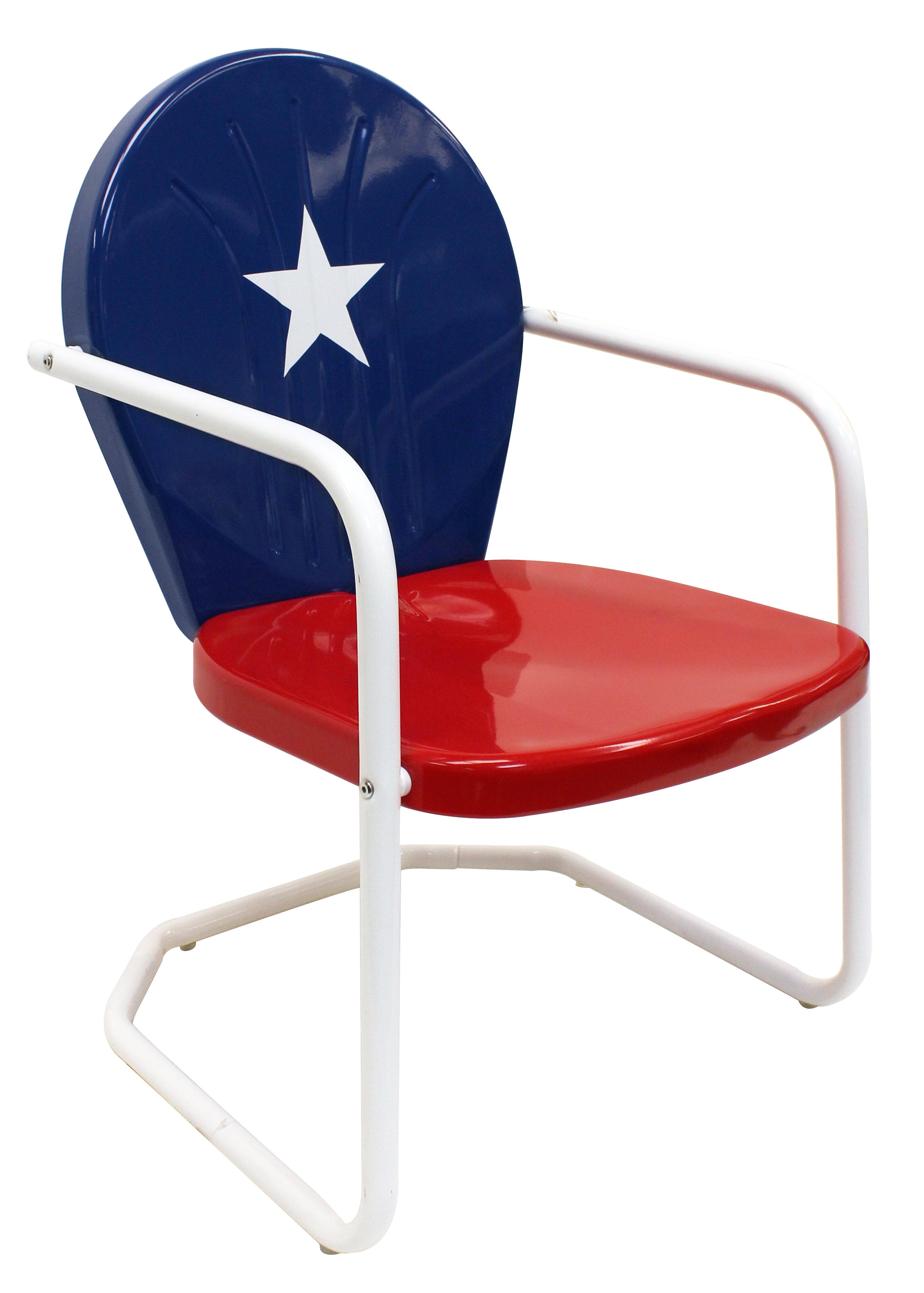 Texas Retro Chair