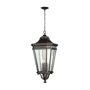 Look for Chesterhill 4-Light Outdoor Hanging Lantern By Darby Home Co