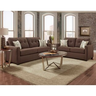Castiglione 2 Piece Living Room Set by Ebern Designs