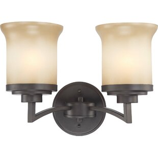 Winston Porter Craddock 2-Light Vanity Light