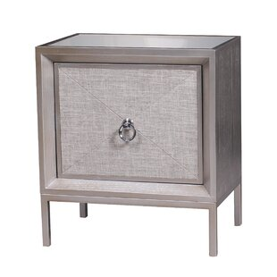 Cassidy NightStand Cabinet by Statements by J