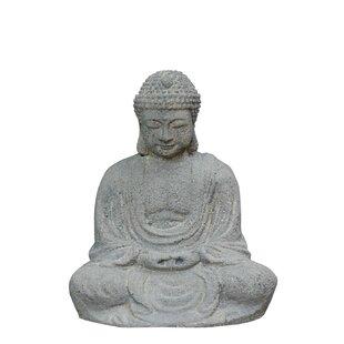 Vidal Buddha Statue By World Menagerie