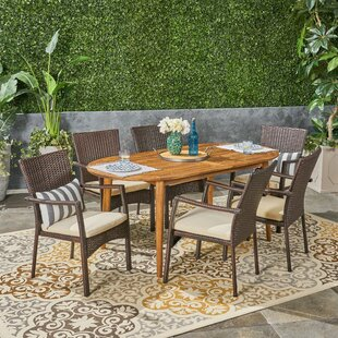 Kalene 7 Piece Dining Set