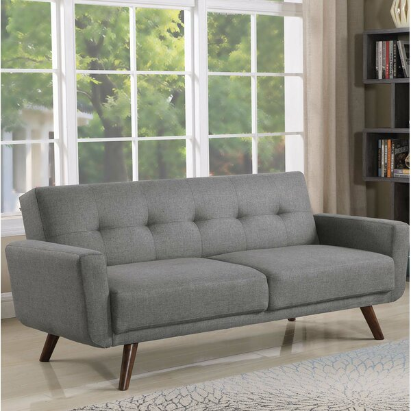 Super Upholstered Tufted Sofa Wayfair Gamerscity Chair Design For Home Gamerscityorg
