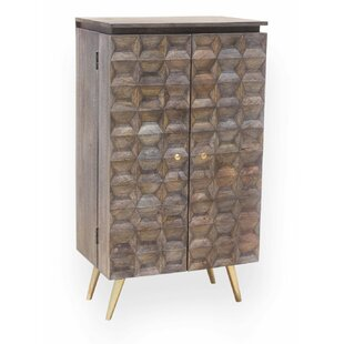 Maia 2 Door Accent Cabinet by Everly Quinn