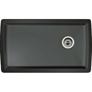Diamond 33 L X 19 W Undermount Kitchen Sink