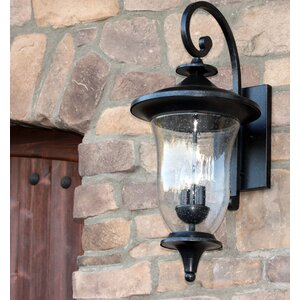 Brielle 2-Light Outdoor Wall Lantern