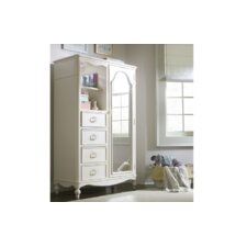 Harmony Mirrored Door 4 Drawer Chest by Wendy Bellissimo by LC Kids