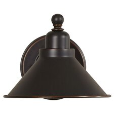 Luther 1-Light Wall Sconce