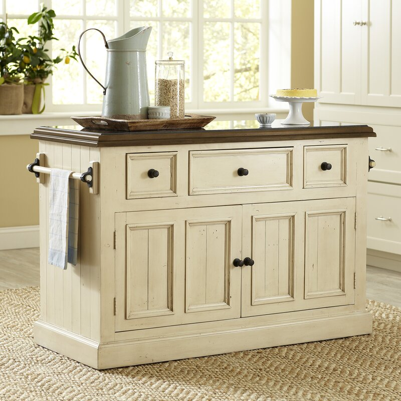 Rustic Kitchen Islands Carts Kitchen Dining Furniture Wayfair