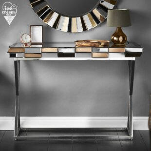 Pindall Console Table And Mirror Set By Canora Grey